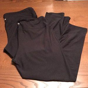 Maurices Pants - 2 pairs 7/8 Leggings